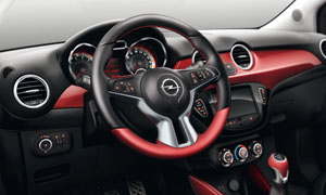 eerste autotest opel adam anwb auto. Black Bedroom Furniture Sets. Home Design Ideas