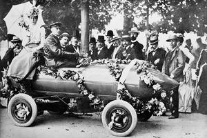 Historie Elektrische Auto Anwb