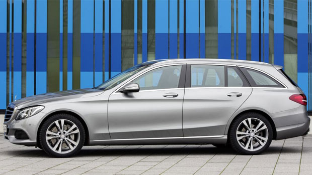 Mercedes C350 Plug In Hybrid Anwb