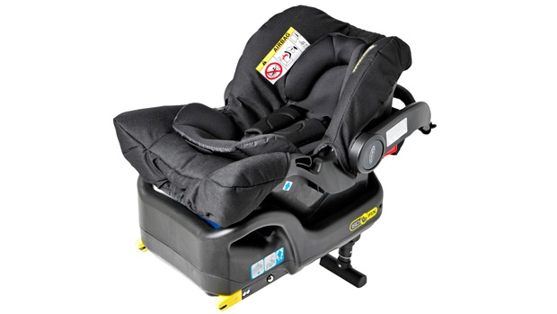 Graco SnugFix + SnugFix Isofix Base