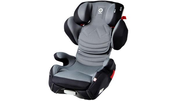 Fonkelnieuw Kiddy Smartfix - ANWB Autostoeltjestest 2015 QL-42