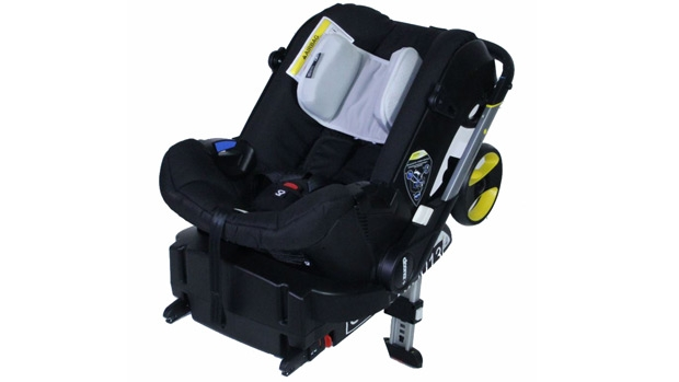 Simple Parenting Doona+ Car Seat + Isofix Base