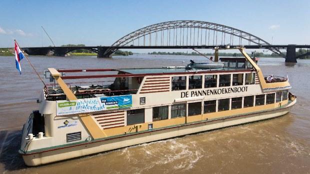 Pannenkoekenboot Nijmegen | ANWB | Tickets met korting